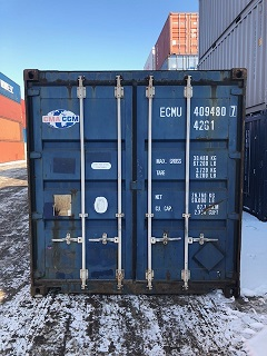 February's Feature Container