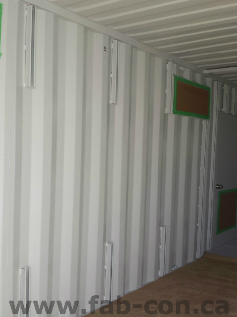 Fab-Con Container 20ft Container with Modifications 6