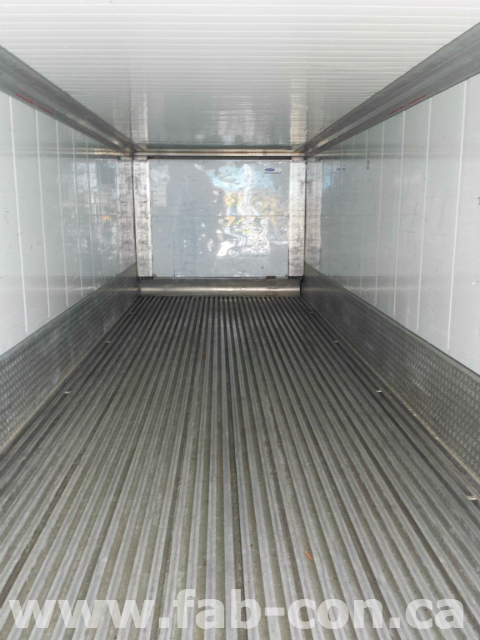 Fab-Con Container Refrigerated Unit 4