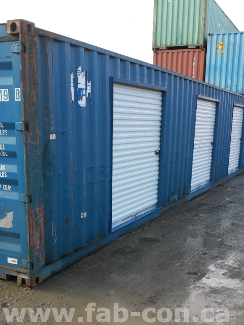 Fab-Con Container Roll Up Door 8