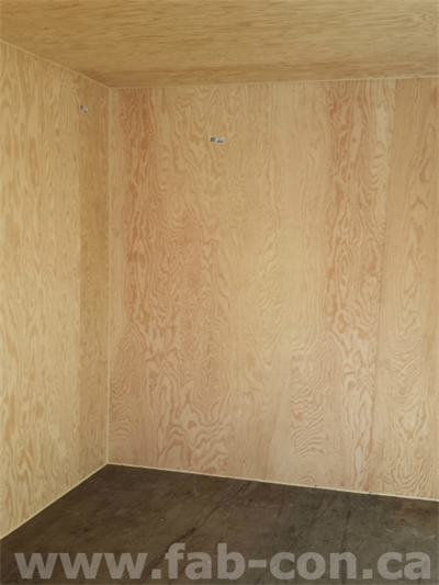Plywood and Insulation Options