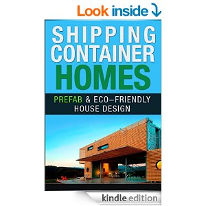 Books on building your very own Container home or building.