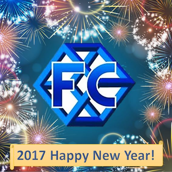 2017 Happy New Year From Fabricated Container Systems!