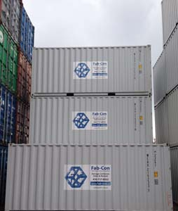 Fab Con Containers For Sale Steel Shipping Containers For Sale